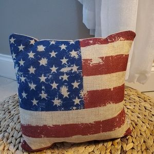 USA Flag cushion
